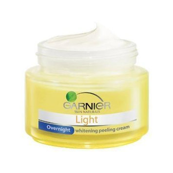 Garnier Skin Naturals Light Overnight Whitening Peeling Cream