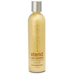 Simply Smooth Xtend Keratin Replenishing Shampoo - 2 oz / travel size