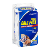 CareOne Instant Cold Pack - 2 CT