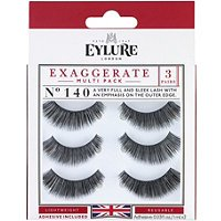 Eylure Naturalite Intense Eyelashes Triple-pack 140