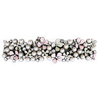 Karina Pink And Pearl Barrette