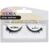 Andrea Strip Lash - 12 Black/Brown