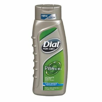 Dial® for Men Ultimate Clean Body Wash, Full Force