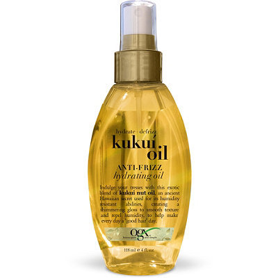 OGX® Kukui Oil Anti-Frizz Hydrating Oil