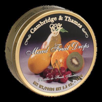 Cambridge & Thames Mixed Fruit Drops
