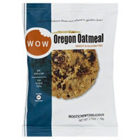 Wow COOKIES, OREGON OATML, SNGL, (Pack of 12)