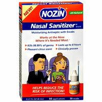 Nozin Nasal Sanitizer