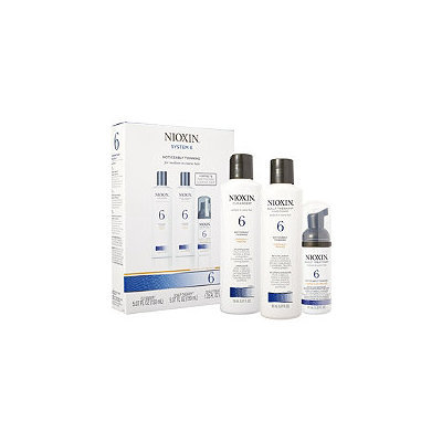 Nioxin Hair System Kit System 6 Noticeably Thinning