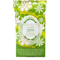 Pacifica Tahitian Gardenia Lotion Wipes