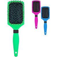 Revlon Neon Paddle Brush