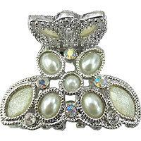 Karina Jaw Clip Empire Pearl