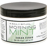 Archipelago Morning Mint Sugar Scrub