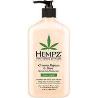 Hempz Creamy Papaya & Shea Herbal Body Moisturizer