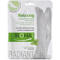 IROHA Relaxing Intensive Treatment Foot Socks