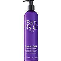 Bed Head Dumb Blonde Violet Toning Shampoo