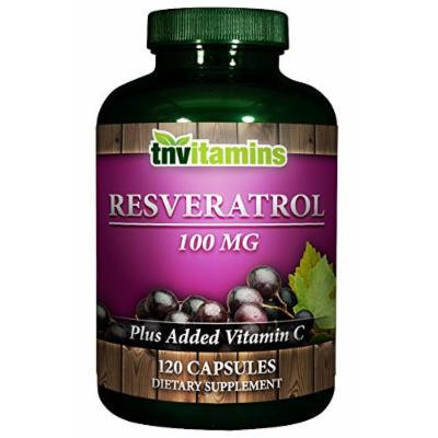 Resveratrol 100 Mg - 120 Capsules