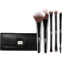 IT Brushes For ULTA Your Multi-Tasker Deluxe Dual-Ended Travel Brush Set