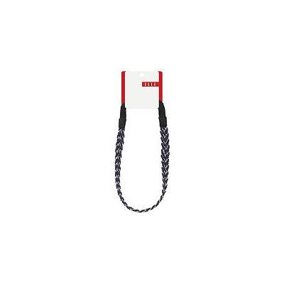 Elle Navy Beaded Chain Headwrap