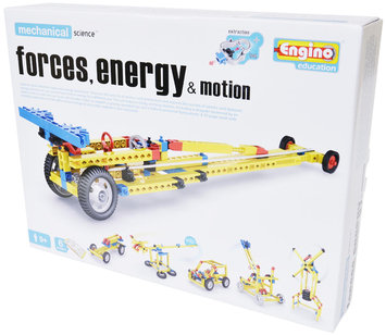 Engino Mechanical Science Kit - Forces, Energy, Motion
