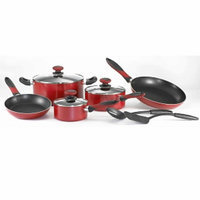 Mirro Get-A-Grip Nonstick 10-piece Cookware Set