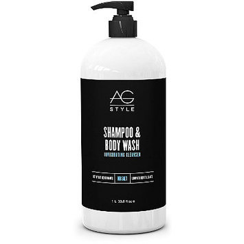 AG Shampoo & Body Wash Invigorating Cleanser