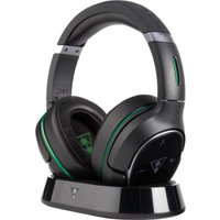 Turtle Beach - Elite 800x Wireless Dts 7.1-channel Surround Sound Gaming Headset For Xbox One - Black/green