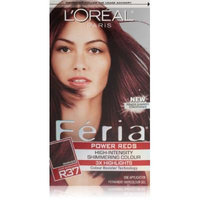 Feria Hair Color, R37 Deep Burgundy (Packaging May Vary)