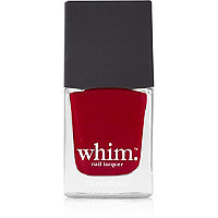 Whim Reds Nail Lacquer Collection