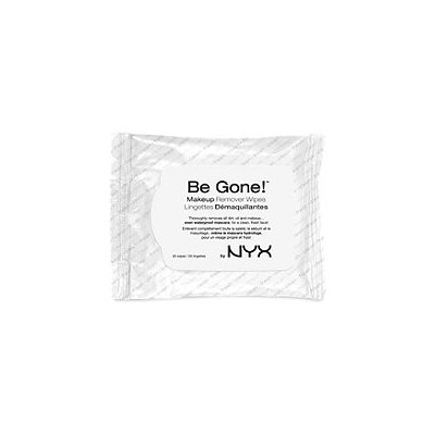 NYX Cosmetics Be Gone Makeup Remover Wipes