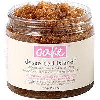 Cake Beauty Desserted Island Smoothing Brown Sugar Body Scrub