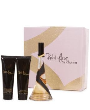 Parlux - Rihanna Women RebL Fleur For Women 3 Piece Gift Set