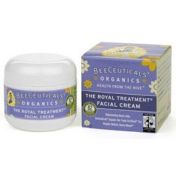 Beeceuticals Organics Beeceuticals The Royal Treatment Facial Cream 1 oz