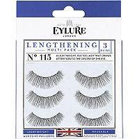 Eylure Lengthening Multi Pack Eyelashes No. 115