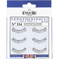 Eylure Lengthening Multi Pack Eyelashes No. 114