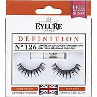 Eylure Definition Eyelashes No. 126