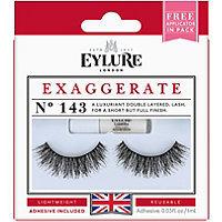 Eylure Exaggerate Eyelashes No. 143