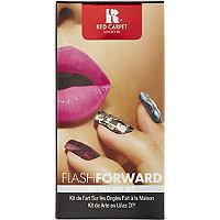 Red Carpet Manicure Flash Forward DIY Nail Art Kit