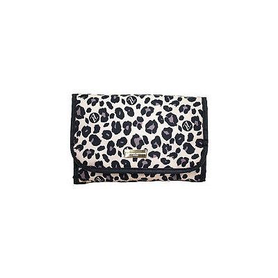 Adrienne Vittadini Hang Vanity Case - Sand Leopard