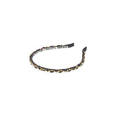 Elle Floral Print Braided Headband