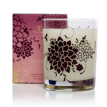 Thymes Poured Aromatic Candle, Moonflower