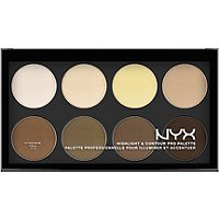 NYX Cosmetics Highlight & Contour Pro Palette
