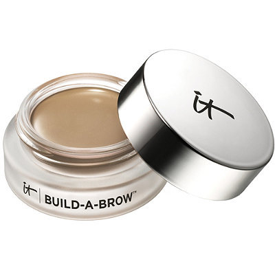 It Cosmetics Build-A-Brow Waterproof 5-In-1 Micro-Fiber Creme Stain