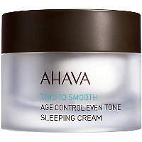 Ahava Time To Smooth Age Control Sleeping Cream