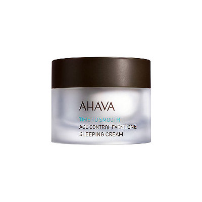 Ahava Time To Smooth Age Control Sleeping Cream