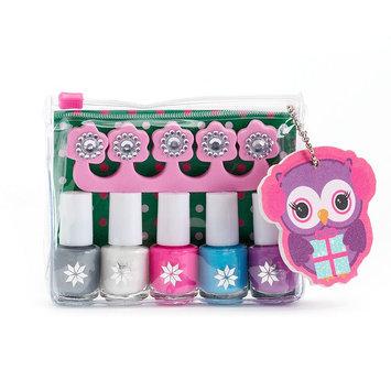 Simple Pleasures 5-pc. Owl Nail Polish Gift Set