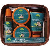 Tree Hut Coconut Lime Essentials Travel Kit