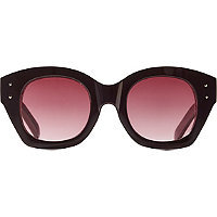 Starlight Chunky Cateye Sunglasses