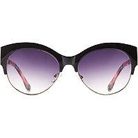 Starlight Clubmaster Cateye Sunglasses