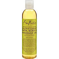 SheaMoisture Tahitian Noni & Monoi Smooth & Illuminate Bath, Body & Massage