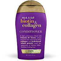 OGX Trial Size Thick & Full Biotin & Collagen Conditioner